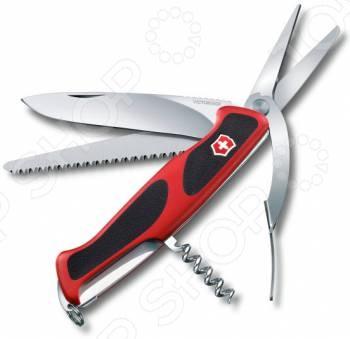 Нож перочинный Victorinox RangerGrip 71 Gardener 0.9713.C victorinox 0 9713 c rangergrip gardener