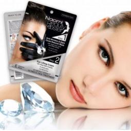 фото Лифтинг-комплекс для глаз: маска от морщин и крем осветляющий Naomi Wrinkle & Dark Circle Reducer