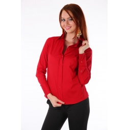 фото Блузка Mondigo 9525. Цвет: красный. Размер одежды: 44