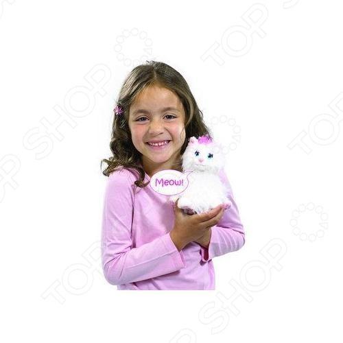 Мягкая игрушка интерактивная Vivid Принцессы. В ассортименте