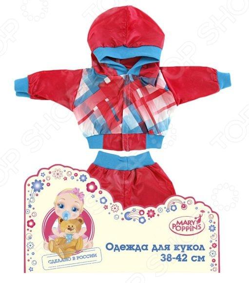 Одежда для куклы: курточка и брюки Mary Poppins 452045