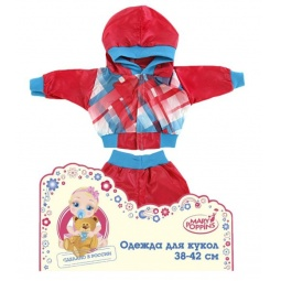 фото Одежда для куклы: курточка и брюки Mary Poppins 452045