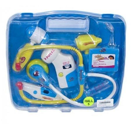 Купить Игровой набор для ребенка Shantou Gepai «Набор доктора в чемоданчике» 625408
