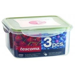 фото Набор контейнеров для продуктов 892040 Tescoma Freshbox. В ассортименте