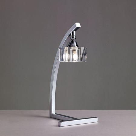 Купить Настольная лампа декоративная Mantra Cuadrax 0964