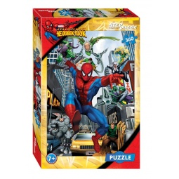 фото Пазл 360 элементов Step Puzzle Человек-паук