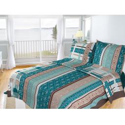 фото Комплект постельного белья Олеся «Летний аккорд». 2-спальный