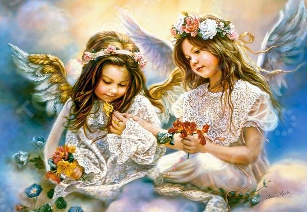 Пазл 1500 элементов Castorland «Подарок от Ангела»