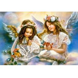 Купить Пазл 1500 элементов Castorland «Подарок от Ангела»