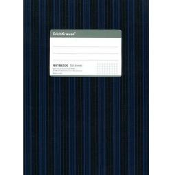 фото Тетрадь в клетку Erich Krause Two Colors. Формат: A4. Цвет: синий, черный