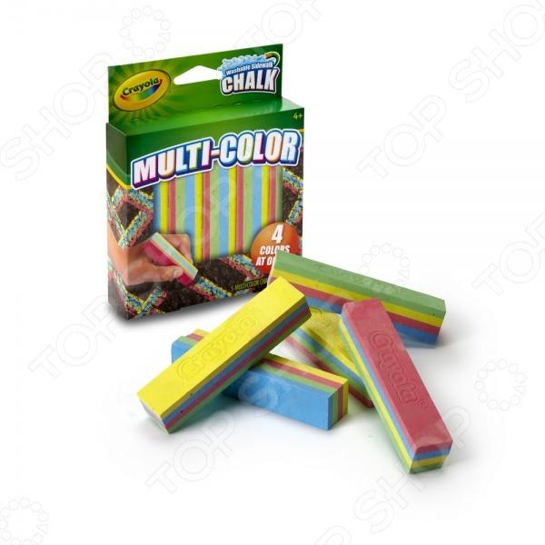 Мелки для рисования на асфальте Crayola 03-5805C