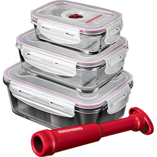 Купить Набор контейнеров вакуумных Redmond RAM -VS1