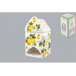 Купить Банка для чайных пакетиков Elan Gallery «Лимоны»