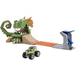 фото Набор игровой для мальчика Mattel «Гоночный трек. Дракон»