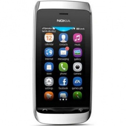 фото Мобильный телефон Nokia 309 Asha. Цвет: белый