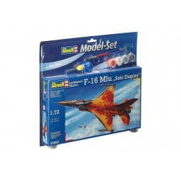 Купить Сборная модель истребителя Revell 63980 «F-16 Mlu»