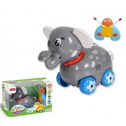 фото Игрушка радиоуправляемая Zhorya «Музыкальный друг. Слон»