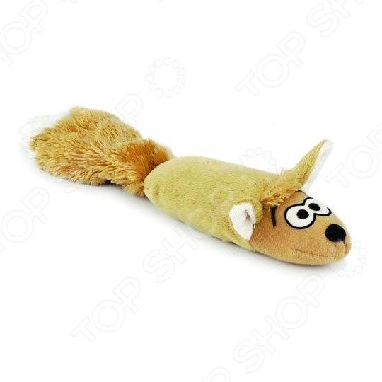 Игрушка для собак Beeztees «Забавная собака» трикси игрушка для собак щенок 8 см латекс цвет в ассортименте