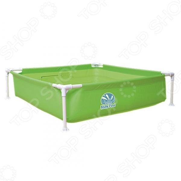 Бассейн каркасный Jilong Kids Frame Pool JL017257NPFV01Каркасные бассейны<br>Бассейн каркасный Jilong Kids Frame Pool JL017257NPFV01 яркий детский бассейн, который принесет море прямо к вам на задний двор, а также улыбку на лице детишек. Бассейн может быть установлен практически на любой площадке. Отличное решение для родителей, которые хотят искупать или просто приучить своих детей не бояться воды. Разумная цена, хорошее качество и море позитива.<br>