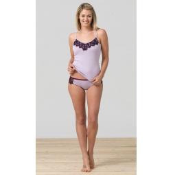 фото Комплект предпостельного белья BlackSpade 5729. Цвет: лиловый. Размер одежды: L