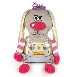 фото Подушка-игрушка Fluffy Family «Заяц»