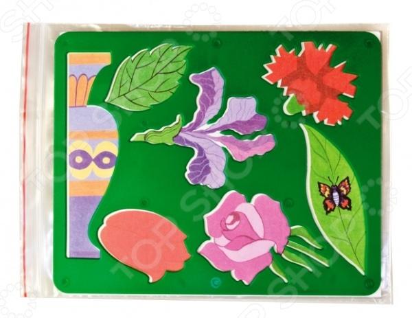 Товар продается в ассортименте. Цвет товара при комплектации заказа зависит от наличия товарного ассортимента на складе. Трафарет пластиковый Луч Цветы садовые для творчества, который станет отличным подарком для ребенка. С помощью такого трафарета можно создать уникальную коллекцию фигурок используя акварель, пластилин, карандаши и другие предметы. Для этого необходимо приложить трафарет к поверхности, и обвести по контуру. Подобные занятия способствуют развитию фантазии, учат ребенка правильно сочетать различные цвета, фигуры и формы.