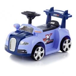фото Электромобиль Jetem Bugatti. Цвет: фиолетовый