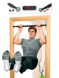 Турник в проём Bradex Adjastable Gym турник iron gym
