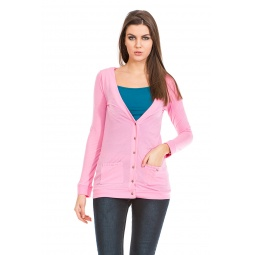 фото Жакет Mondigo 18505. Цвет: темно-розовый. Размер одежды: 46