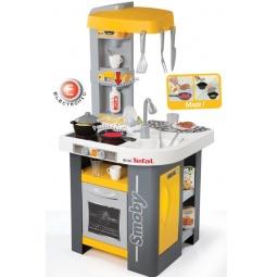 фото Игровой набор для ребенка Smoby «Кухня электронная» Tefal Studio