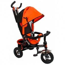 фото Велосипед трехколесный Moby Kids «Комфорт-2» 952SL-2 Orange