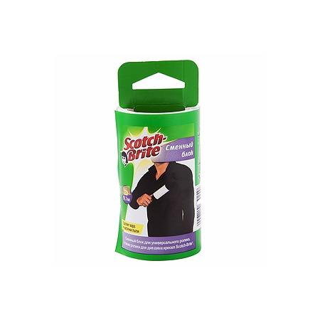 Купить Сменный блок для ролика для чистки одежды Scotch-Brite 836/837RP