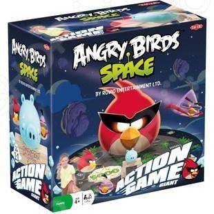 Игра настольная Tactic Angry Birds Космос игра печатная tactic 40275 флаги европы для детей