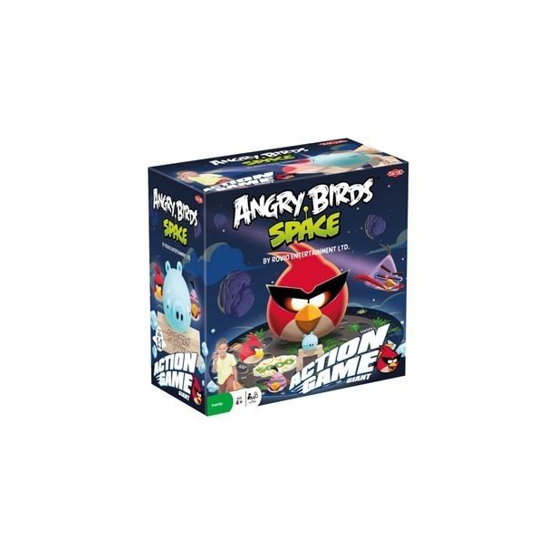 фото Игра настольная Tactic Angry Birds Космос