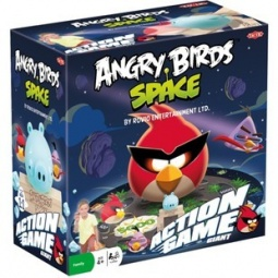 Купить Игра настольная Tactic Angry Birds Космос