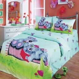 фото Детский комплект постельного белья АртПостель «Друзья»