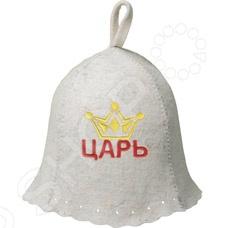 Шапка для бани и сауны Hot Pot «Царь» 41170 бани