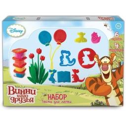 Купить Набор теста для лепки 1 Toy «Winnie the Pooh» Т57458