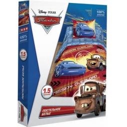 Купить Детский комплект постельного белья Disney «Тачки»