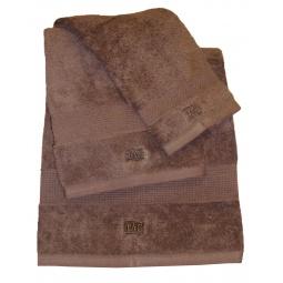 фото Полотенце TAC Basic. Размер: 50х90 см. Плотность ткани: 500 г/м2. Цвет: коричневый