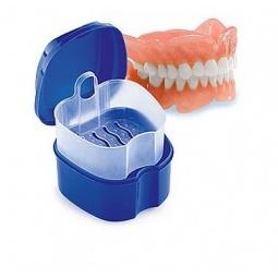 фото Контейнер для съемных протезов Bradex «Мои зубки»