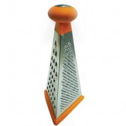 фото Терка трехсторонняя Marmiton оранжевая