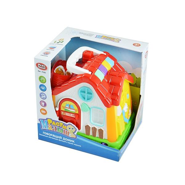 Игрушка музыкальная Shantou Gepai «Домик говорящий» игрушка домик felice shantou gepai 889 127в ромашка
