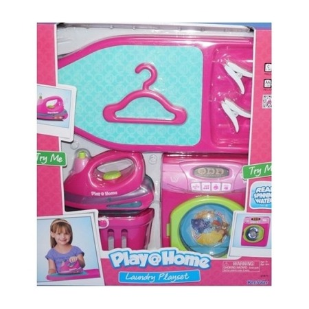 Купить Игровой набор для девочки Keenway «Прачечная» 21651