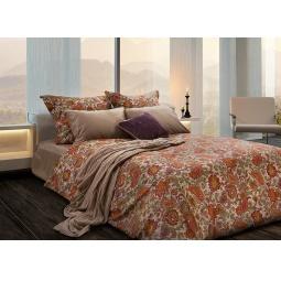 фото Комплект постельного белья Tiffany's Secret «Долина огней». Семейный. Размер наволочки: 50х70 см — 2 шт