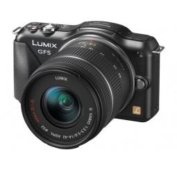 фото Фотокамера цифровая Panasonic Lumix DMC-GF5KEE Kit 14-42 mm. Цвет: черный