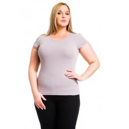 фото Футболка Mondigo XL 8463. Цвет: серый. Размер одежды: 50