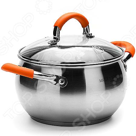Кастрюля Mayer&amp;amp;Boch MB-22795Кастрюли<br>Кастрюля Mayer Boch MB-22795 подойдет для приготовления широкого спектра блюд: супов, каш, а также для тушения и пассеровки овощей. Равномерное распределение тепла способствует ускорению процесса приготовления блюд, сохраняя при этом большое количество полезных веществ и витаминов. Кастрюля подходит для использования со всеми видами плит, в том числе и с индукционными.<br>