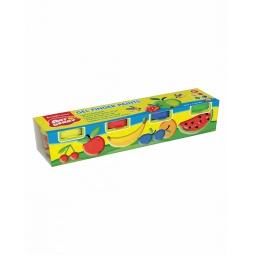 Купить Краски пальчиковые малые Erich Krause Artberry: 4 цвета