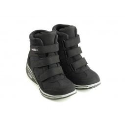 Купить Ботинки демисезонные Walkmaxx Wedge. Цвет: черный